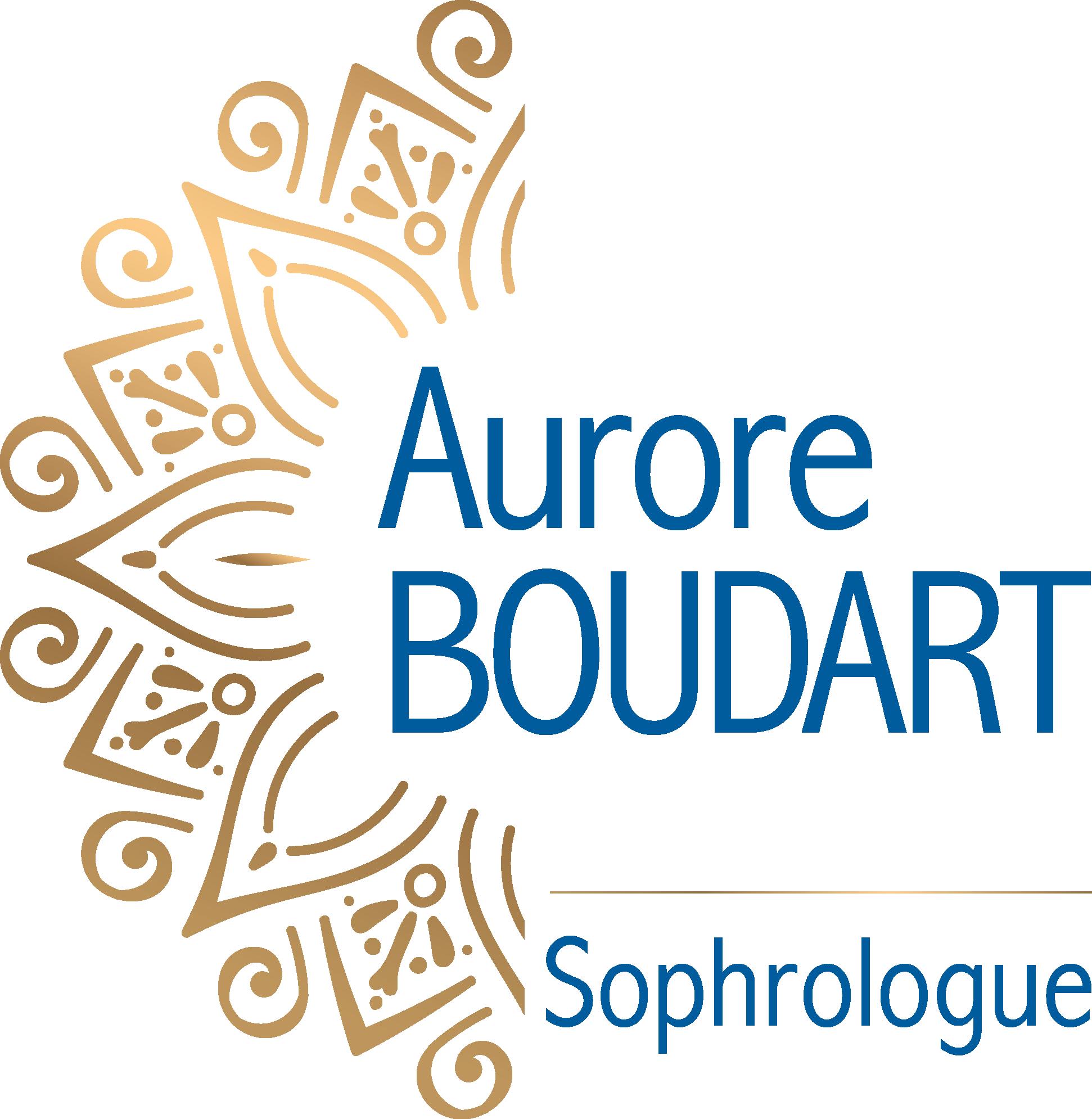 LOGO AURORE BOUDART